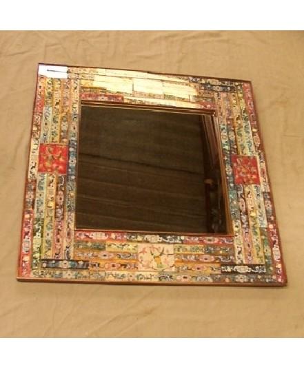 Pintar un marco de espejo free pintar un marco de espejo for Pintar marco espejo